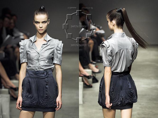 Anina Net Nicola Finetti Fashion Show 07