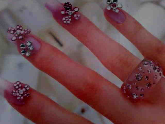 crazy nails in china