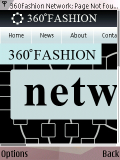 the new 360fashion website coming soon. . .