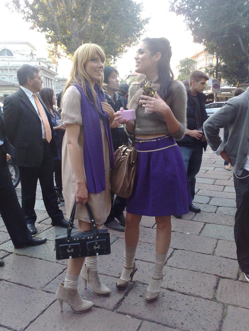 Fashion Street Spotting