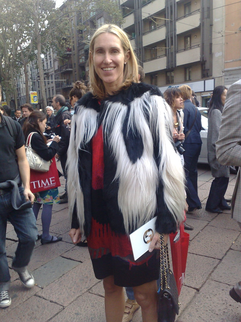 Annette Weber InSTYLE Mag Milan
