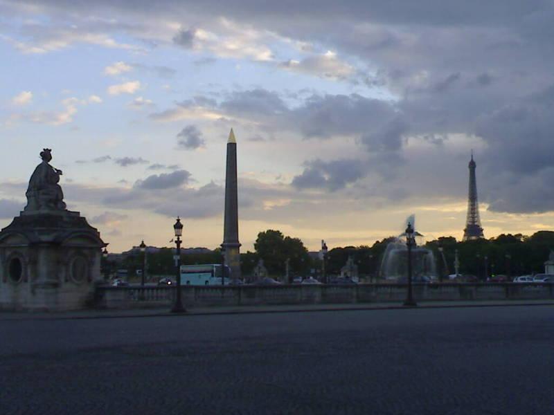 last days in paris