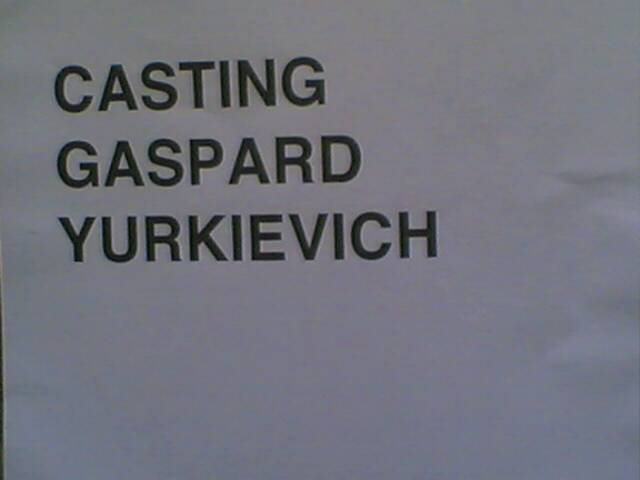 MORE CASTINGS